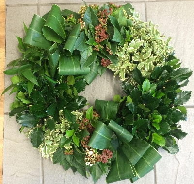 Woodland Rustic Wreath
